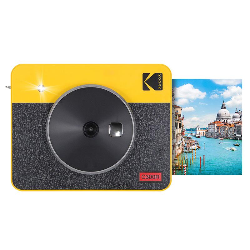 코닥 미니샷 3 레트로 즉석카메라 2color, yellow
