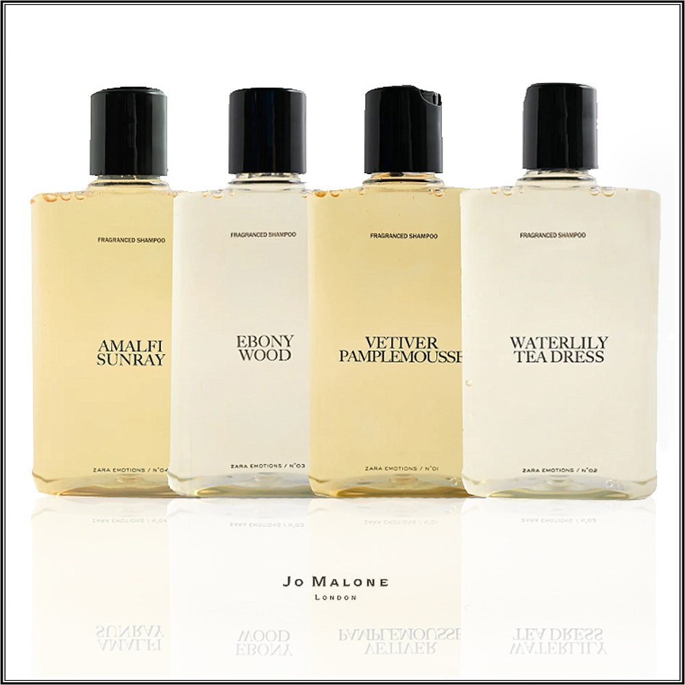 자라 조말론 헤어샴푸 200ml 4종 자말론 관부과세포함 에보니우드 향이좋은 shampoo