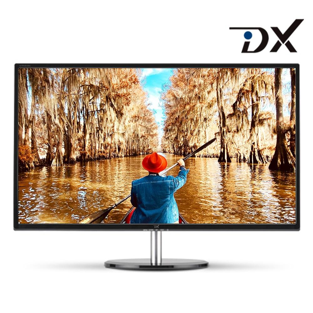 [디엑스] LG-IPS패널 27인치모니터 컴퓨터모니터 LED모니터 75Hz D270X HDMI, DX2700EW HDMI일반