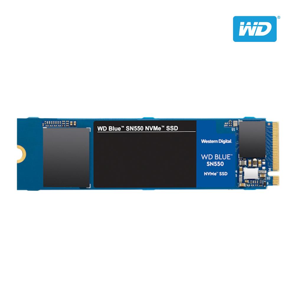 WD Blue SN550 1TB NVMe M.2 SSD 2280 정품 1테라