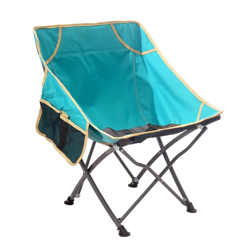 다이소캠핑의자 캥핑 접이식 로우 플랫 코스트코 캠핑 슬림 의자 lawnchair 문 접이식 의자 휴대용 야외 초경량 등받이 자동차 레저 해변 스케치 라이트 가이드 배우 낚시 의자, NONE, 색상 분류: 250kg의 호수 블루 메쉬