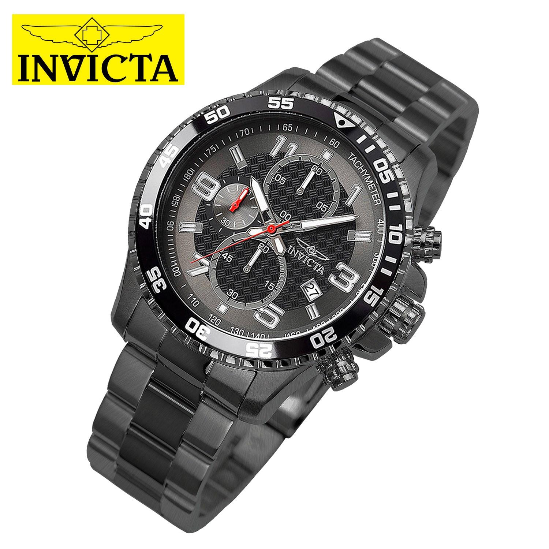 INVICTA 한국공식수입원 정품 인빅타 남성용 크로노그래프 시계 14879(인빅타 쇼핑백 증정)