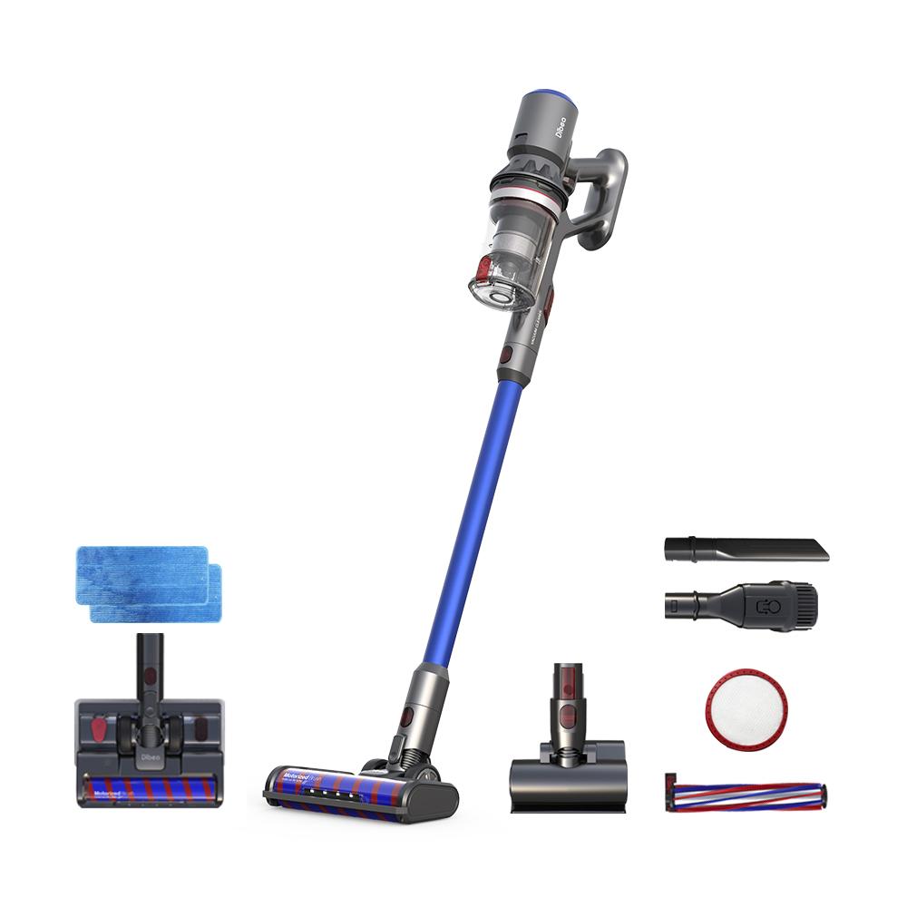 욜로닉스 디베아 X30 차이슨 무선청소기, 블루, 디베아X30