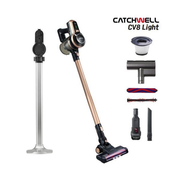 캐치웰 CV8Light BLDC 무선청소기 (스탠딩거치대 포함), 기타, 단일상품