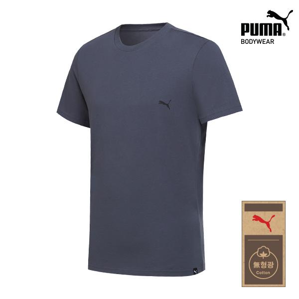 [TOP] 푸마 무형광 코튼 언더셔츠 1종 베이직 다크그레이