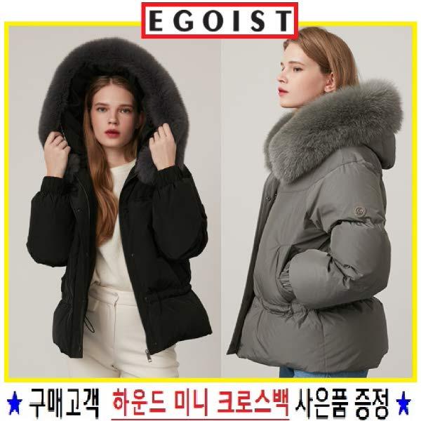 [현대백화점][에고이스트] EL4TD006 사가퍼 라그랑 볼륨 구스 숏 다운 EGO
