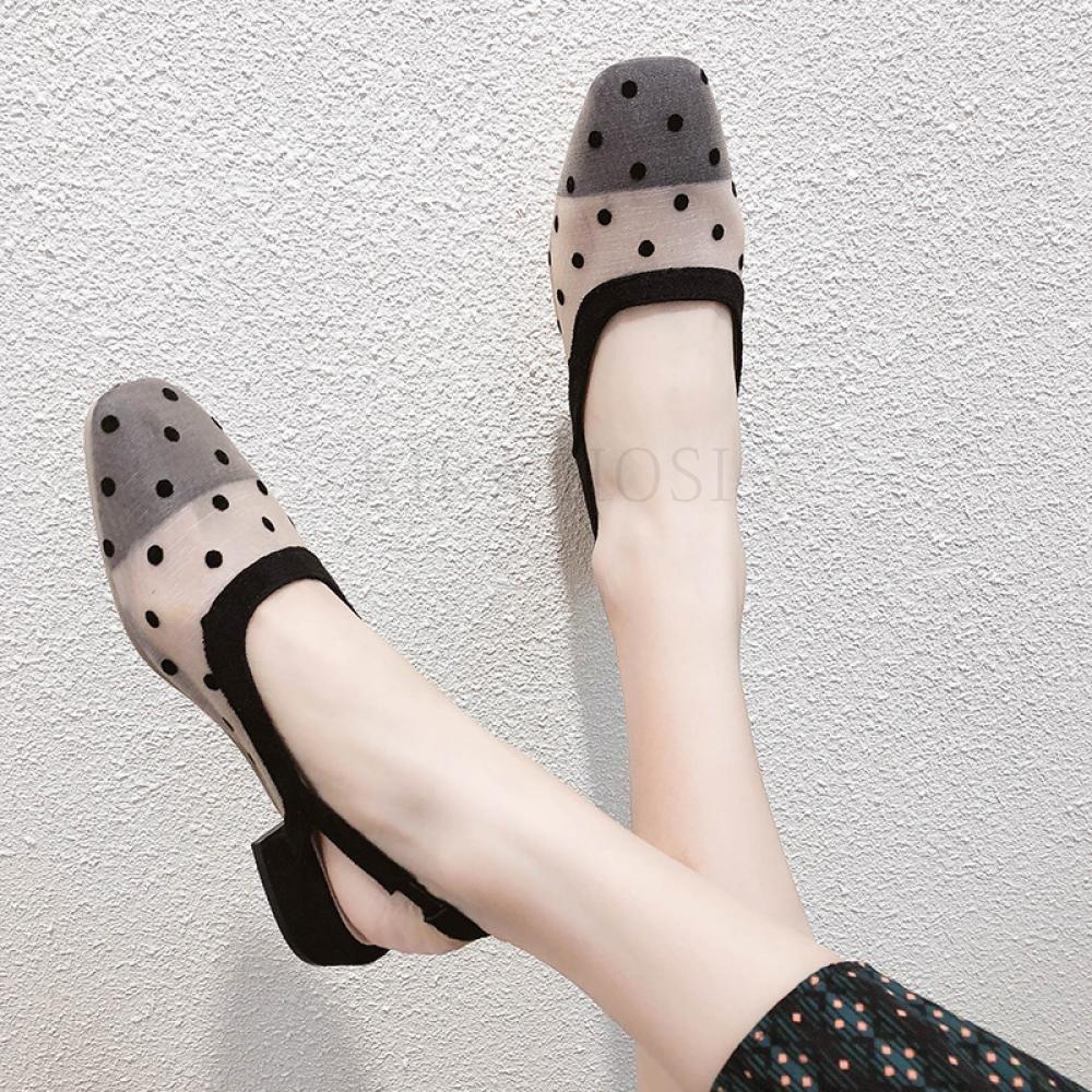 kirahosi 클래시 여성 플랫슈즈 여름 패션 단화 여성로퍼 발편한 구두 216 J 7+덧신 증정 BVgpu3m9