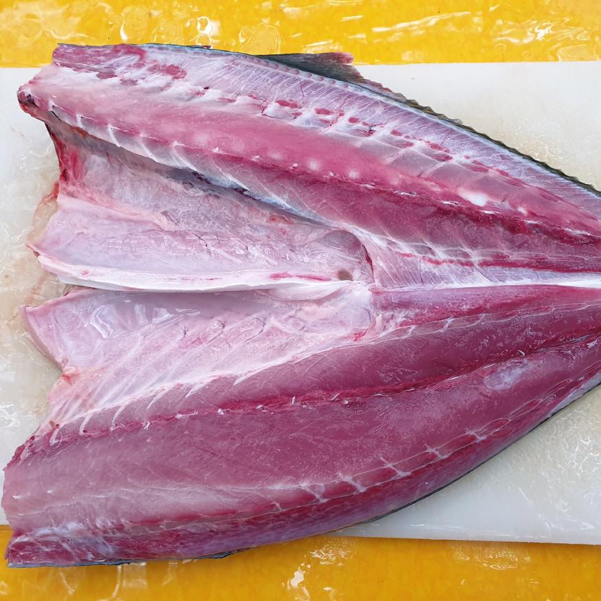 동해 자연산 대방어 8kg급 이상 손질회(필렛), (필렛)대방어 300g내외