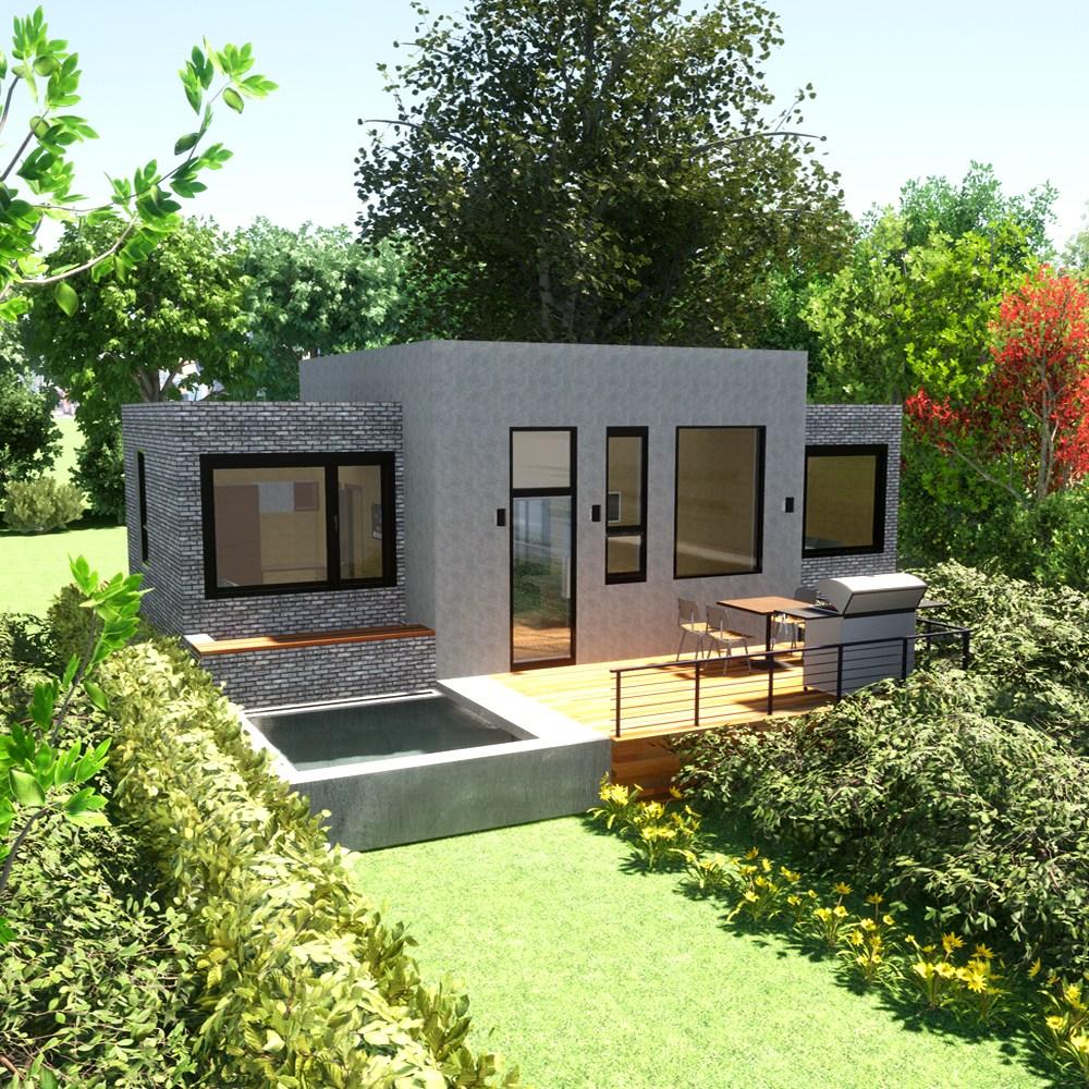 [명당하우스] 15평 이동식 목조주택 전원주택 세컨하우스 소형주택 농막 농가주택 모듈러주택 컨테이너-3-4658186970