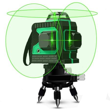 3bears 3d 녹색 빔 빔 레벨 360도 크로스 라인 100 피트 면적-평면 레벨링 및 주파수 레벨 -1 PROD6300005, 상세 설명 참조0