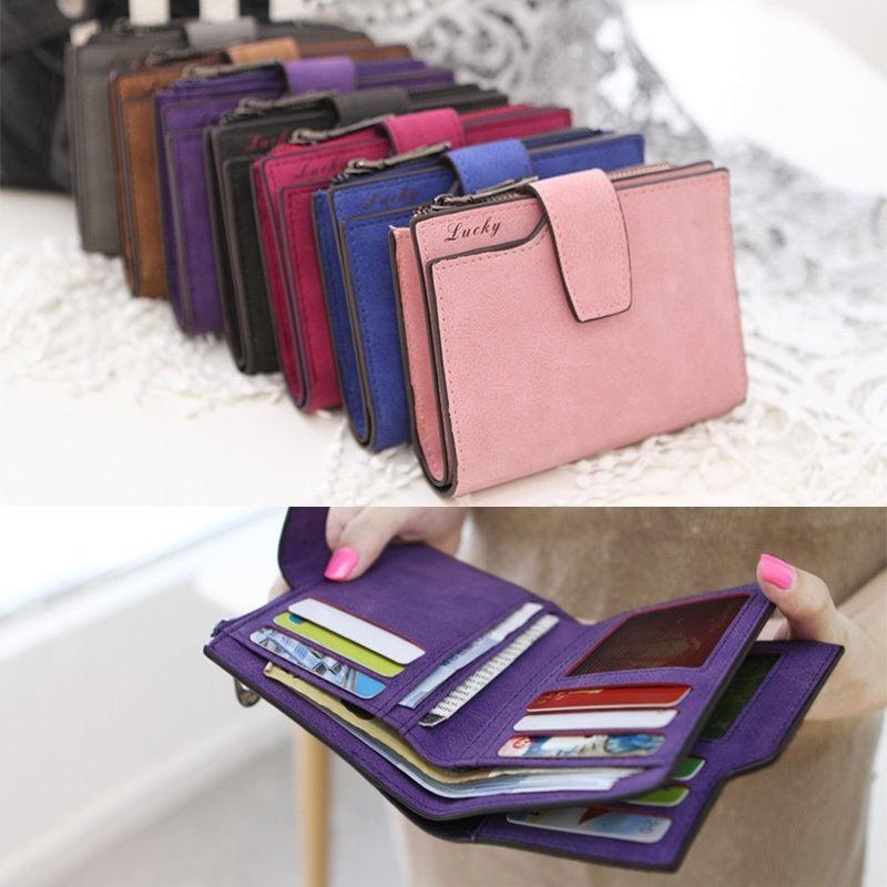 구매제품 여성용 미니지갑 지퍼 카드지갑 동전지갑 작은 가죽가방 핸드백