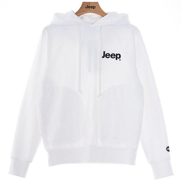 지프 JEEP NC02 후드 티셔츠 GJ3THU042 (1992008)