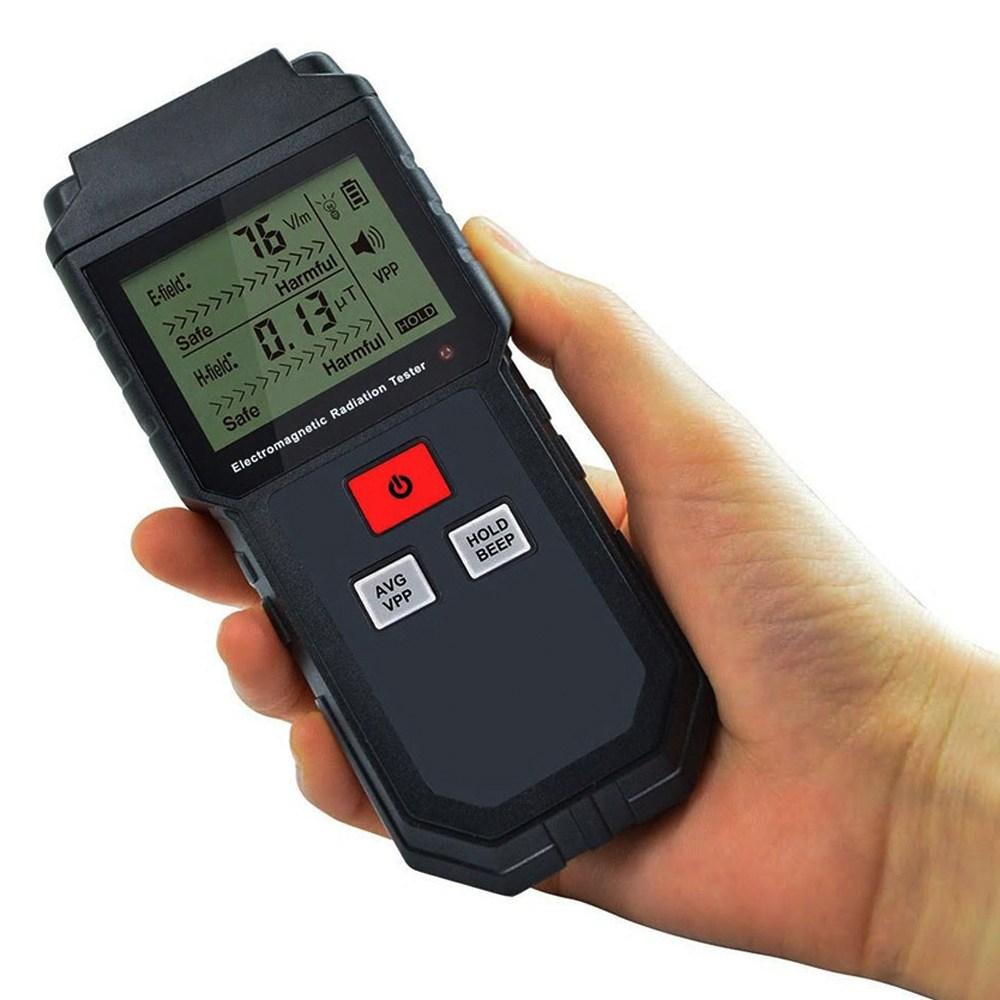 더블유케이알 고급형 몰래 카메라 몰카 탐지기 도청 장치 감지기 전자파 전자기장 보안