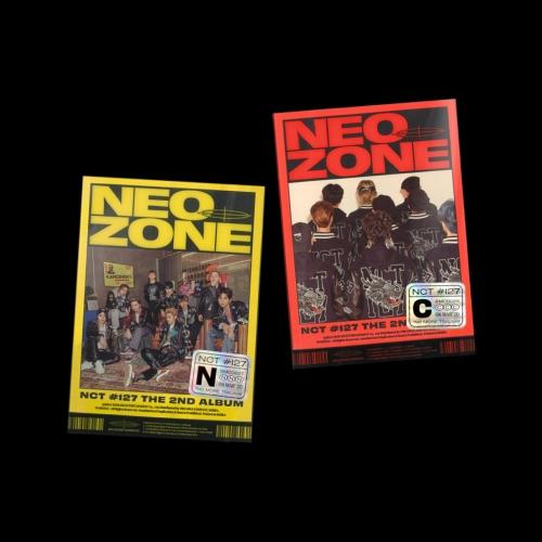 엔시티 127 (NCT 127) 2집 정규앨범 [Neo Zone], 랜덤 ver.