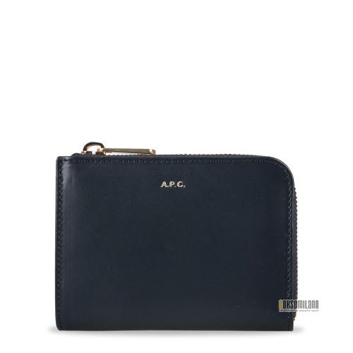 A.P.C.(아페쎄) 아페쎄 코인 지갑 PXAQG F63166 IAK