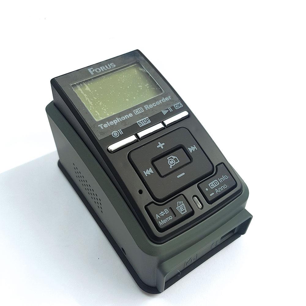 포러스 CID자동전화녹음기 FSC-1000 8G 국내생산 일반전화 키폰 인터넷폰 발신번호표시 HA