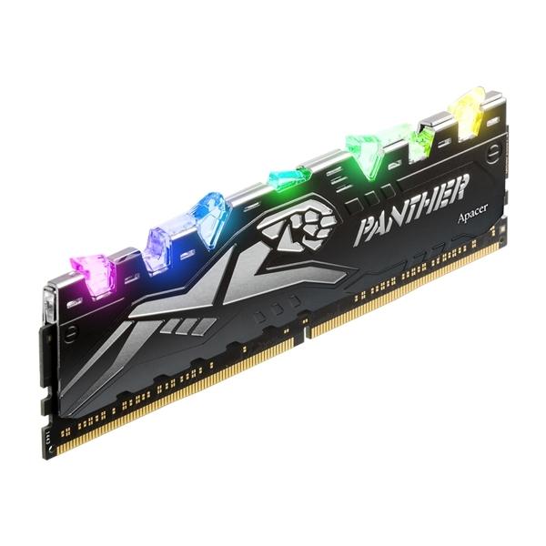 Apacer DDR4 16G PC4-21300 CL16 PANTHER RAGE 블랙, 단일상품