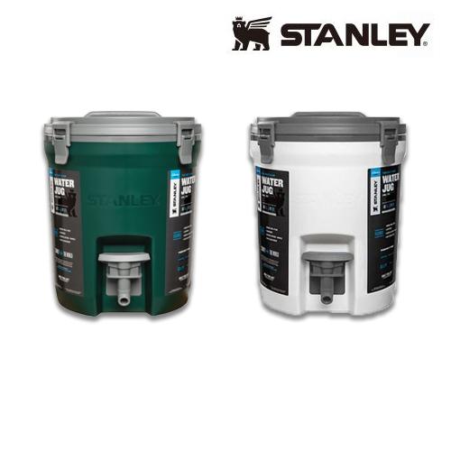 스탠리 어드벤처 워터저그 3.8L 7.5L 대용량 보냉물통 국내배송, 그린-2-5353886267