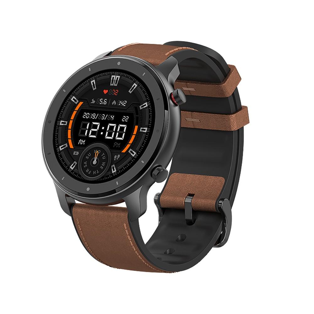 샤오미 어메이즈핏 Amazfit GTR 47mm 스마트워치 글로벌 알루미늄 시계, 47mm 알루미늄 합금판, 옵션 참조