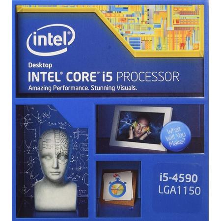 Intel Core i5-4590 BX80646I54590 Processor (6M Cache 3.3 GHz) PROD170004863, 상세 설명 참조0