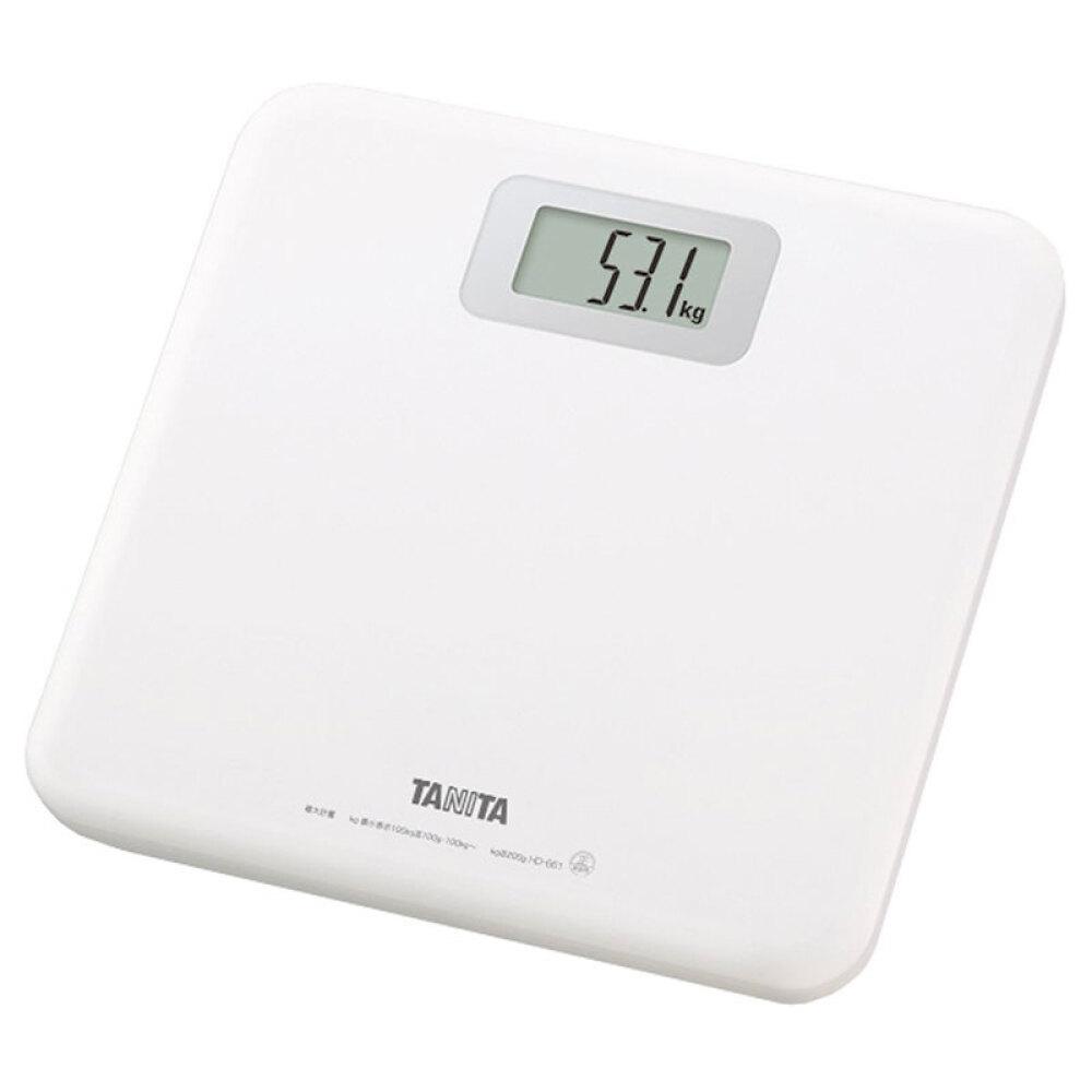 NULL TANITA 일본 직 우편 100 리 다 전자 저울 인체 체중계 가정용 중량 건강 HD - 661 WH 흰색 [이벤트 중], 상세페이지 참조, 상세페이지 참조