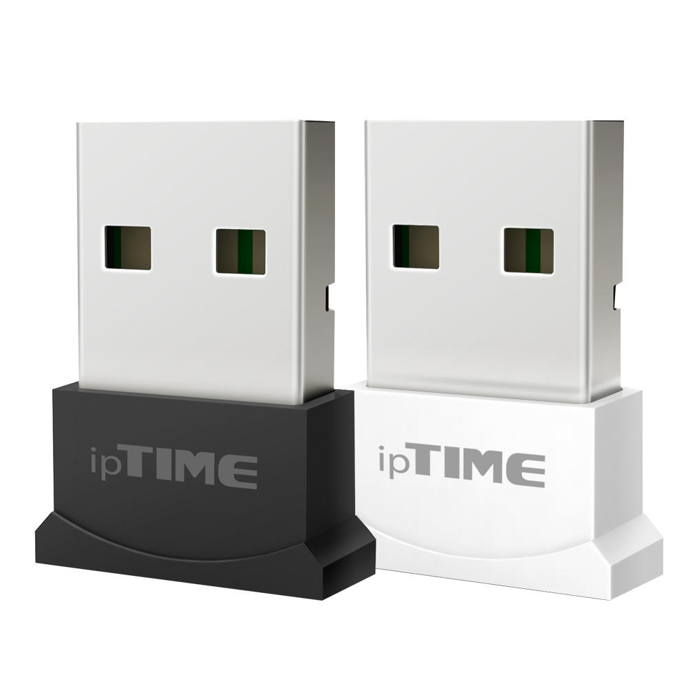 ipTIME BT40 PC 블루투스 동글이 USB 동글 CSR4.0 동그리, 블랙