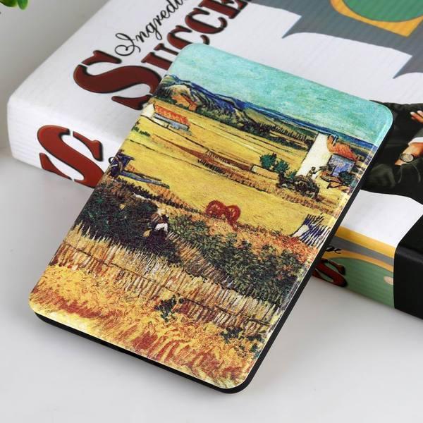 미리더 e북리더기 이북리더기, Xiaomi Electronic Paper Book + Leather Case (Rye Field) 무료 필름, 공식 표준