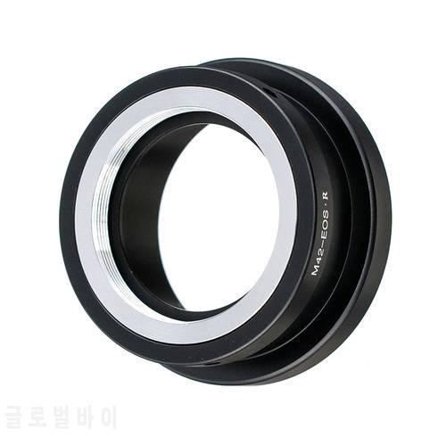 Canon EOSR EOSRP RF 마운트 풀 프레임 카메라에 M42 렌즈 용 M42-EOSR 렌, 상세내용참조