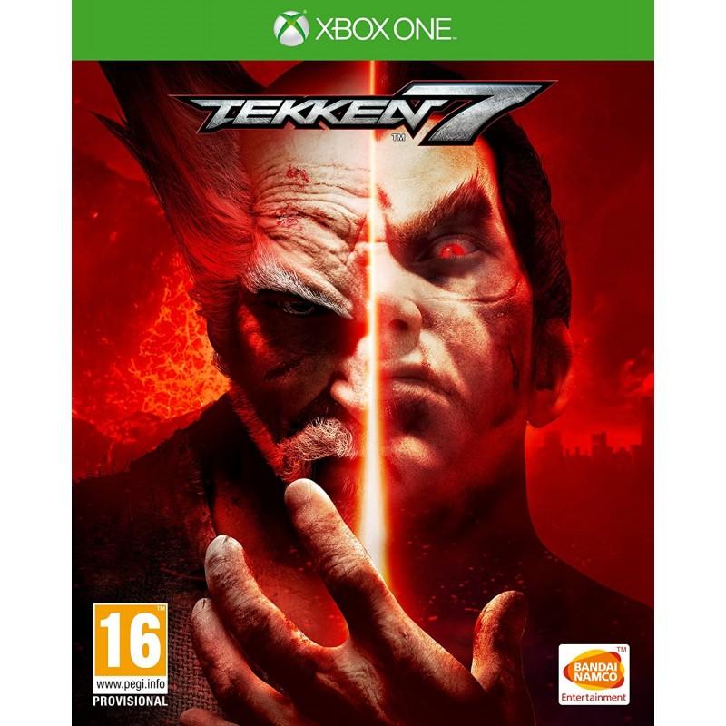 남코 철권 - 7용 게임 (Xbox One), 단일상품