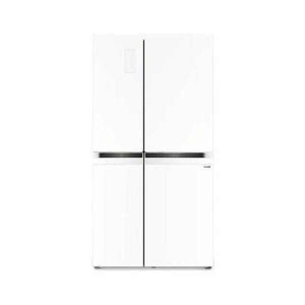 two1mall [LG전자] 프리미엄 디오스 매직스페이스 양문형 냉장고 메탈화이트 용량: 821L / 냉장: 523L 냉동: 298L, 517070 (POP 1353250585)