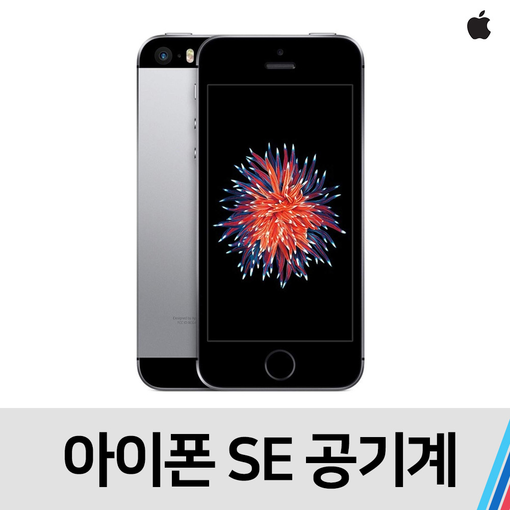 애플 아이폰SE 중고 공기계 공용 (64GB), 무관 빠른출고, S급