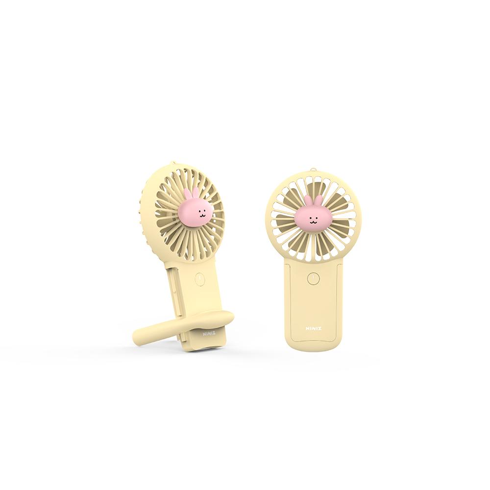 카카오프렌즈 니니즈 큐티 미니 선풍기, 스카피 (POP 265635458)