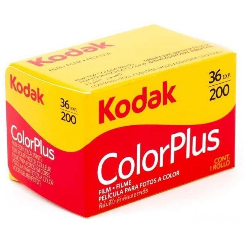 [빈티지] 코닥 컬러플러스 200 /24 36장 컬러 네거티브 필름 KODAK COLOR PLUS 200 /24 36, 단일옵션, 코닥1롤