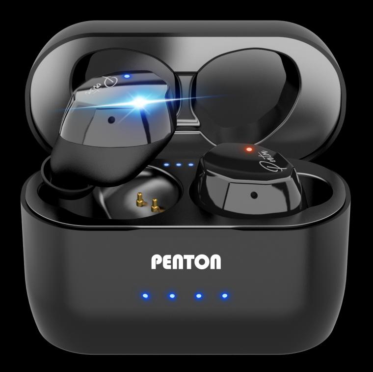 펜톤 TSX 다이아팟 블루투스 5.1 무선 이어폰