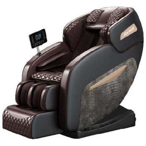 안마의자 전신 마사지기 부모님 선물 리클라이너 독일 콘스탄트 4D 기계손 SL 안마 의자, 01 지존 브라운 블랙(소강구조+AI 대시보 (POP 4573483130)
