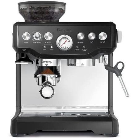 Breville BES870BSXL Barista Express 커피 머신 검은 참깨 PROD1430004475, 상세 설명 참조0