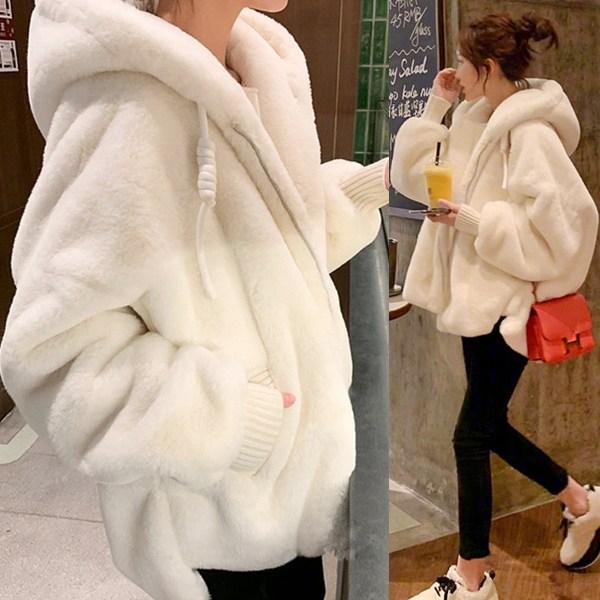 패션라인 AJ1110_리수 양털자켓