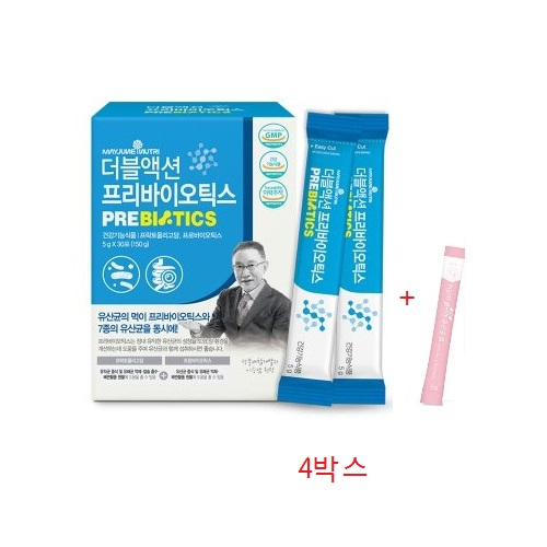메이준뉴트리 [K쇼핑]이승남 원장의 메이준 더블액션 프리바이오틱스 4박스, 4box