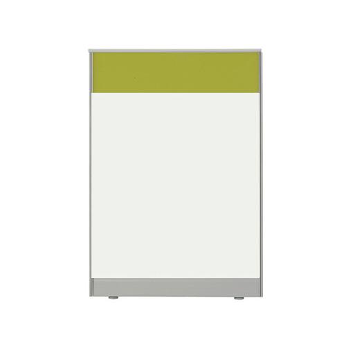더인파티션 45T PVC 컬러 파티션 사무실 파티션/사무용 칸막이, 높이1200파티션-그린(PCPG-GW)