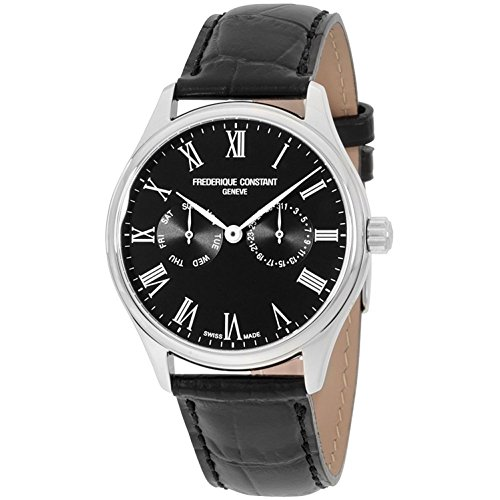 Frederique Constant Classics Date and Day Collection Watches-B06XKM26T8