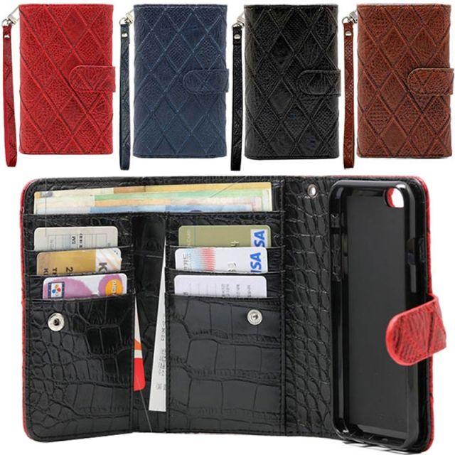 Case Diary 지갑 플렉스 피혁 종류선택 네이비 레드 브라운 블랙 + 84566린릉