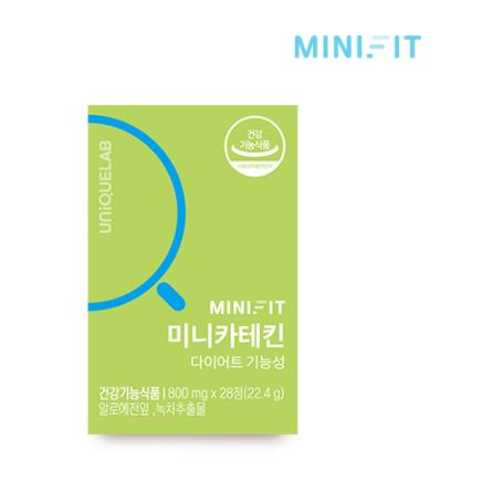 다이어트보조제 유니크랩 미니 카테킨 다이어트 정체기 극복템 최종보스 단기단다이어트 2주다이어트 변비 까지 해결