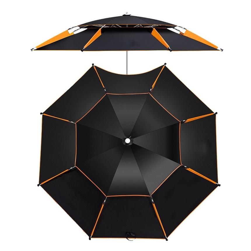 캠피캠 낚시 비치 파라솔 대형 초대형 각도기 우산형그늘막, 500개, 52인치