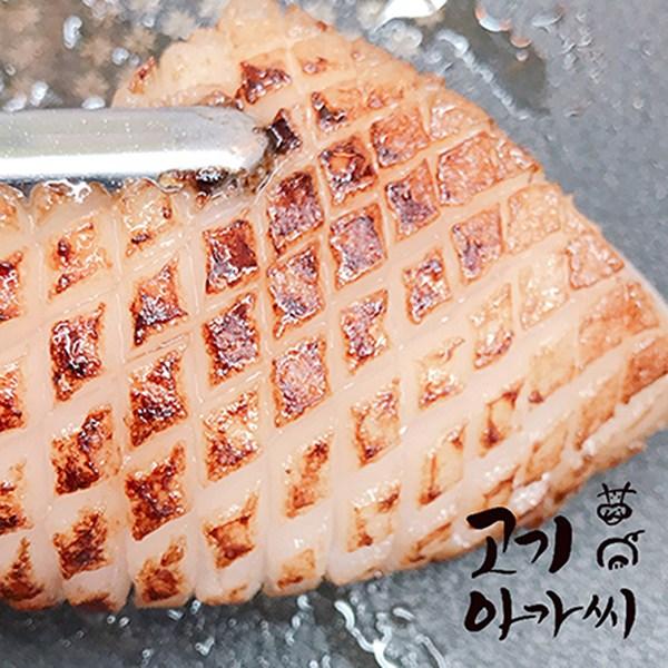 고기아가씨 특가한정판매)벌집껍데기300g*4, 1개, 300g*4