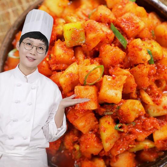 팽현숙 최양락의 맛있는 옛날 깍두기 10kg, 없음, 상세설명 참조