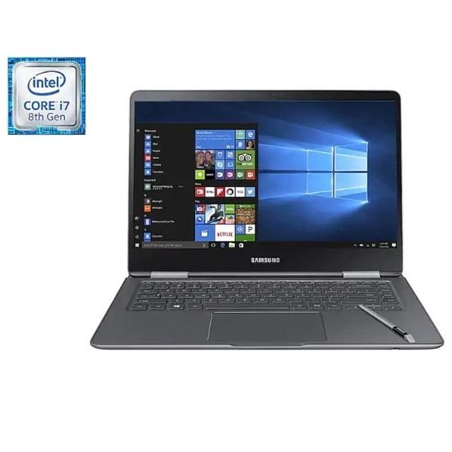 SAMSUNG 삼성 노트북9 Pen 15 Touch-Screen i7-8550U 16GB RAM 256GB SSD Radeon 540 Titan silver NP940X5N-X01US, 삼성 노트북9 Pen 15 NP940X5N-X01US