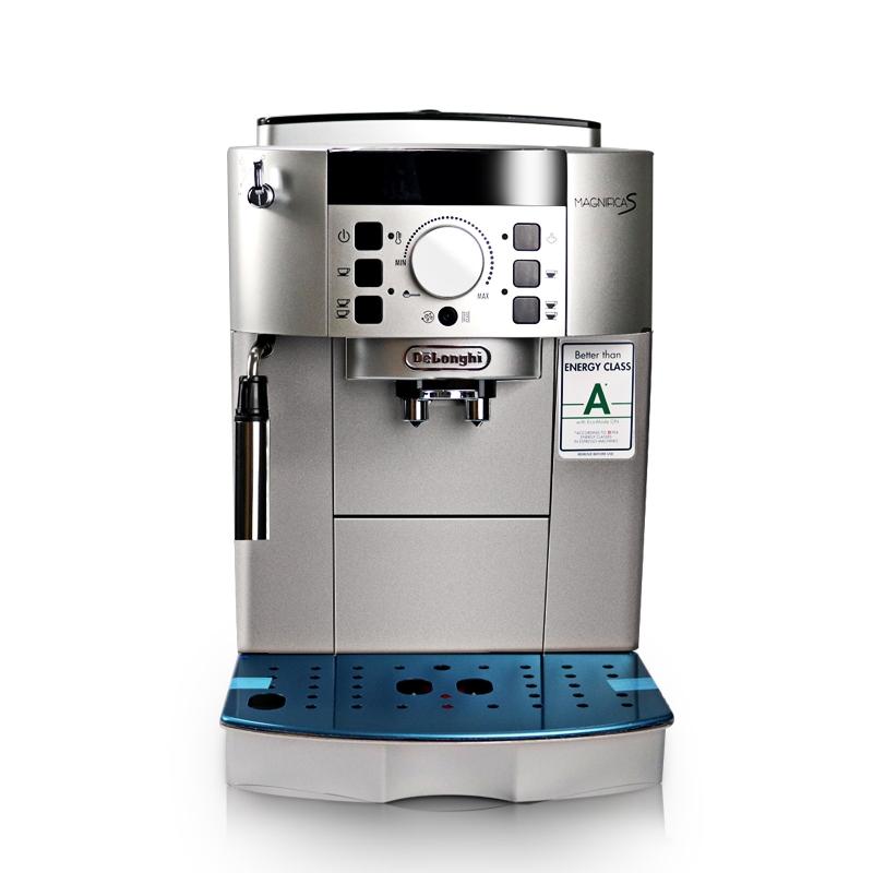 홈커피머신 윤스테이 가정용 자동 드롱기 커피머신 Delonghi Delong 펌프 압력 ECAM22.110.SB 소형 우유 거품 분쇄, 은