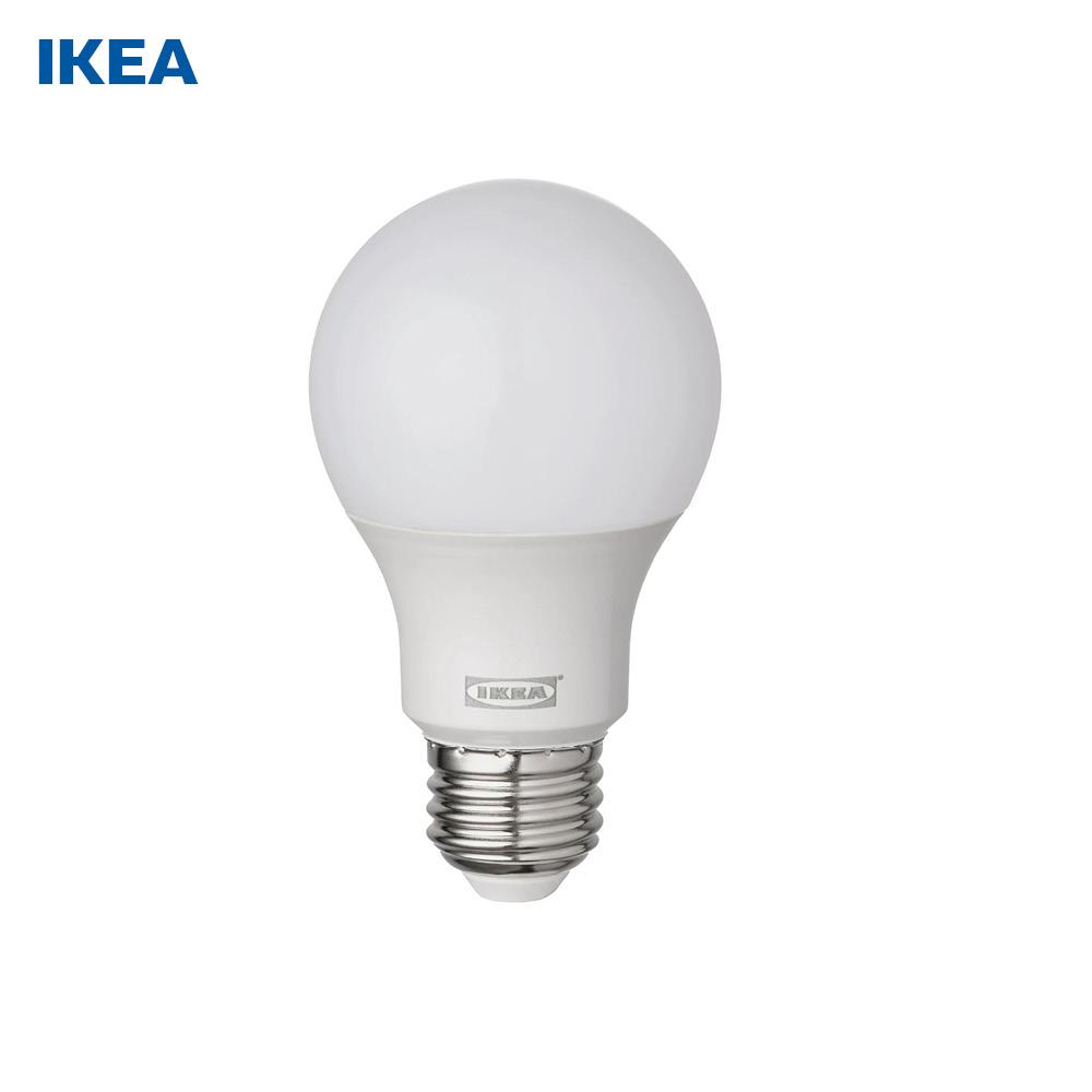 이케아 RYET E26 470루멘 LED 전구 [이케아정품], 2개