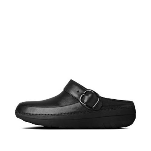 핏플랍 고흐 슬리퍼 Womens GOGH Leather Clogs 593-001