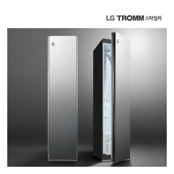[LG전자] [블랙미러] LG 트롬 스타일러 슬림 블랙 틴트 미러 (S3MFC), 상세 설명 참조
